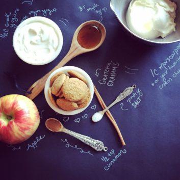 Maple Apple Dip